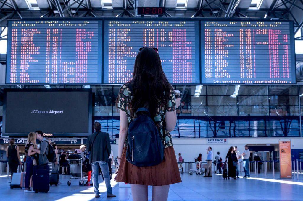 horaires aéroport