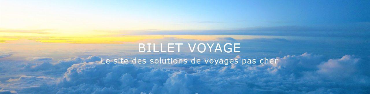 Billet Voyage