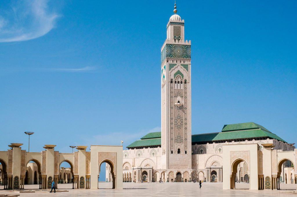 Mosquée Casblanca