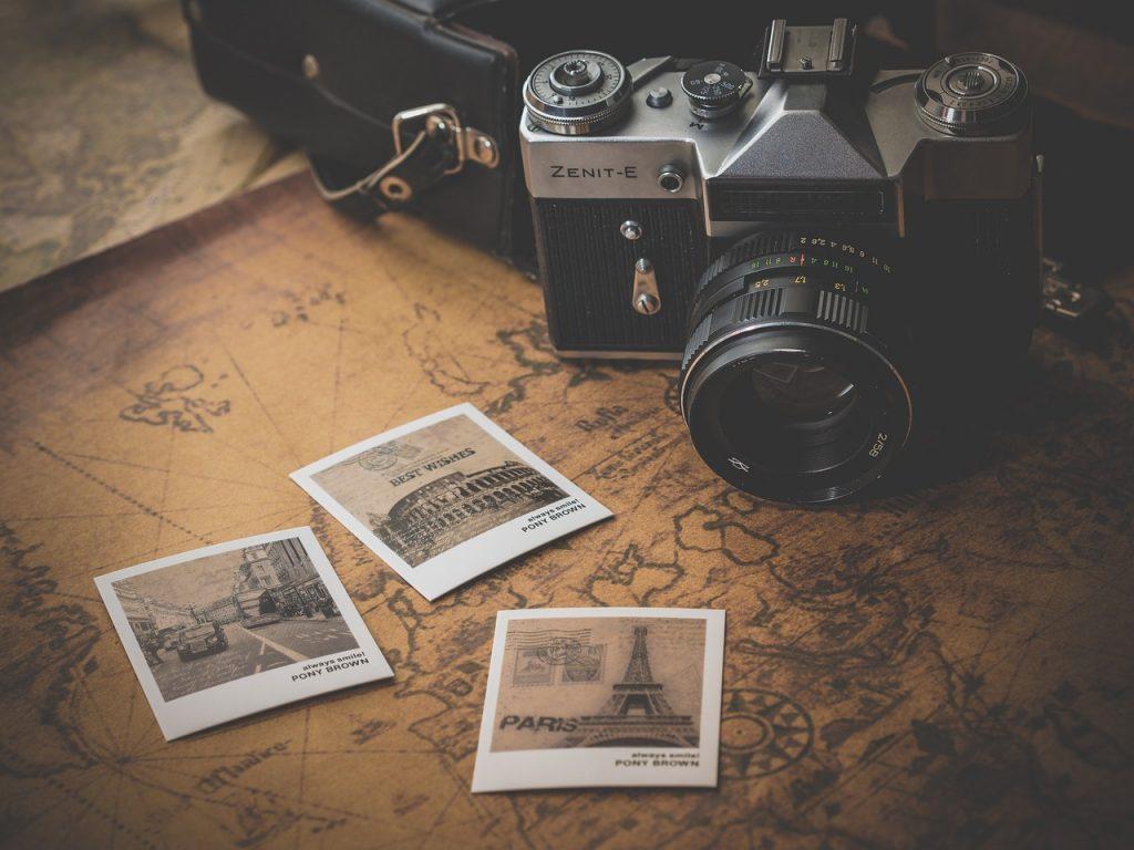Souvenir de voyage