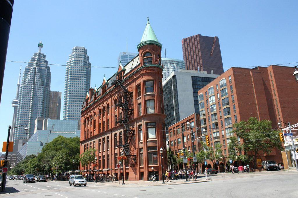 Bâtiment de Toronto