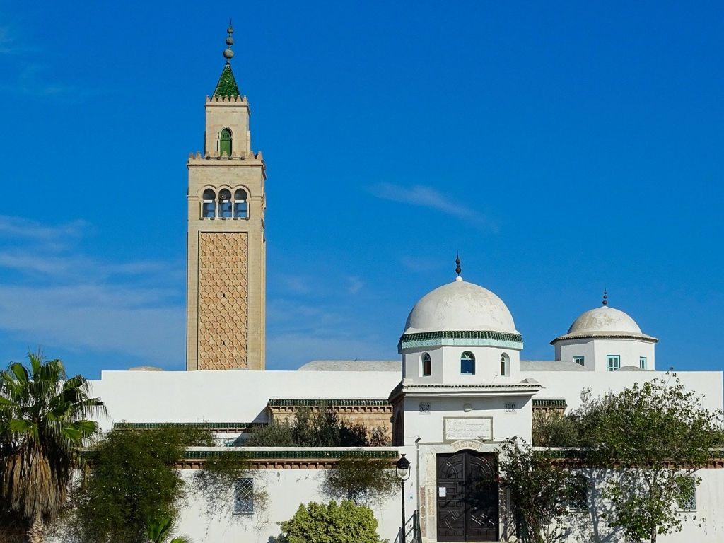 Tunis Mosquée Zitouna