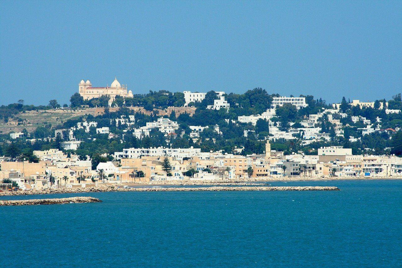 Tunis bord de mer